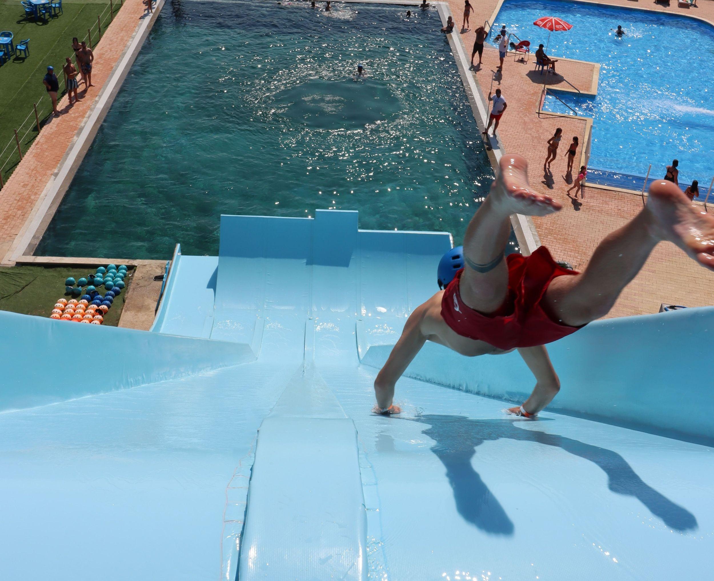 Water Jump